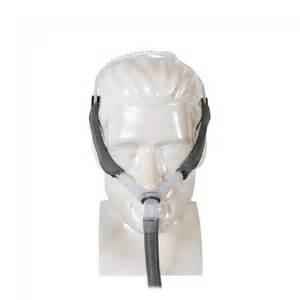 resmed swift fx cpap nasal pillows system headgear