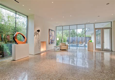 20 painted floors with modern style great terrazzo tile decorating ideas