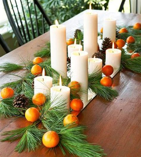christmas decoration with natural materials decorazilla