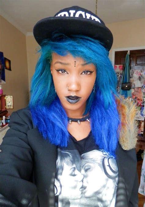 dyeing the hair any colour other than black islamqa black girls dyed hair hair pinterest