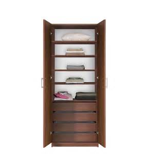 wardrobe armoire modern bedroom storage contempo