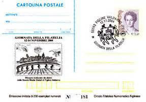 ufficio postale figline valdarno manifestazioni filateliche in italia 2004 7