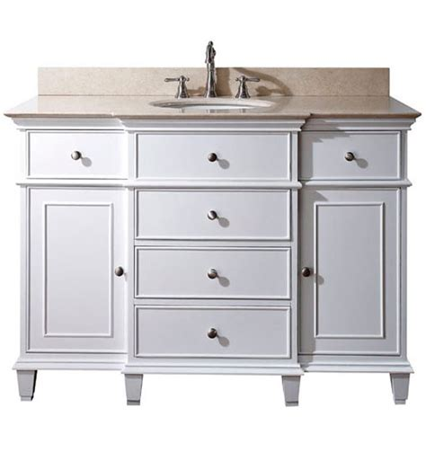 White Sink Vanity by Modern White Bathroom Vanity Ideasdecor Ideas