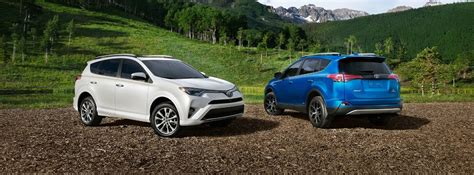 Toyota Mileage What Is The Gas Mileage Of The 2017 Toyota Rav4