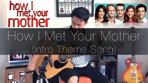 theme song how i met your mother how i met your mother theme song rodrigo yukio