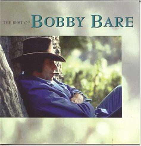 lyrics bobby bare jr bobby bare information facts trivia lyrics