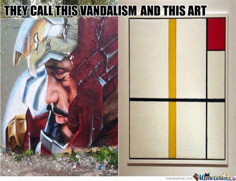 Modern Art Meme - stupid modern art by recyclebin meme center