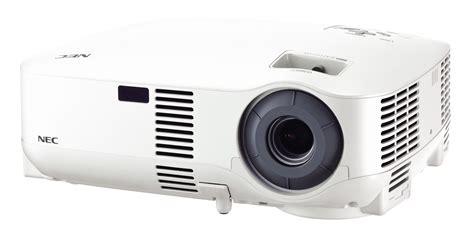 Proyektor Nec Vt48 nec projektoren nec vt48 g svga lcd beamer