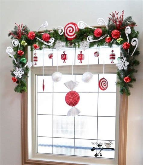 How To Decorate My Apartment 35 outstanding christmas window decorations ideas