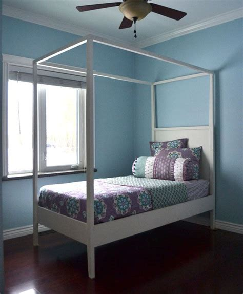 make a bed canopy 17 best images about poster bed plans on pinterest diy