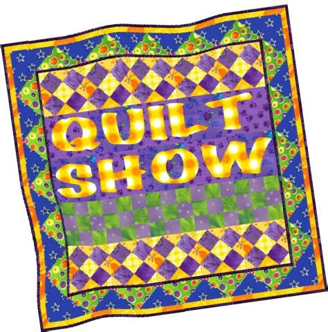 Quilt Fair by Gallery Quilt Square Clipart