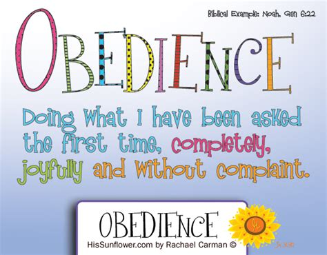 how to obedience a character qualities obedience teaching our children to obey us is how we begin to