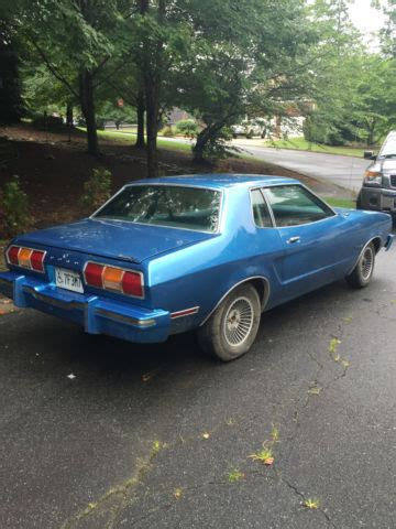 ford mustang 1974 for sale 1974 ford mustang ii