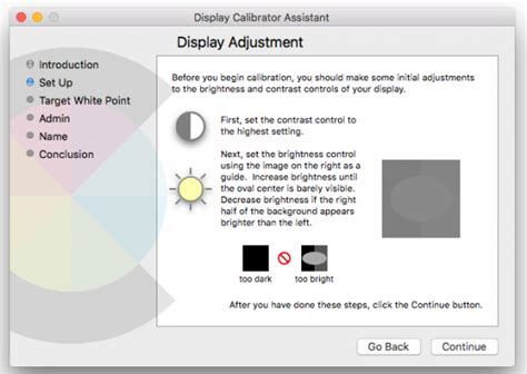 pattern maker for mac os x how to calibrate your monitor in mac os x