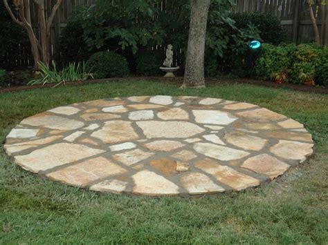 River Rock Patio Rock Path And Terracing With Asian Rock Patio Designs