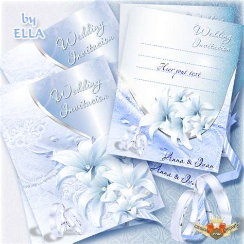 wedding templates for photoshop free download psd invitation templates invitation template