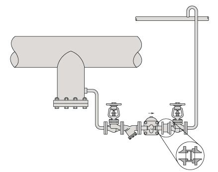 steam trap diagram what is steam trap quora