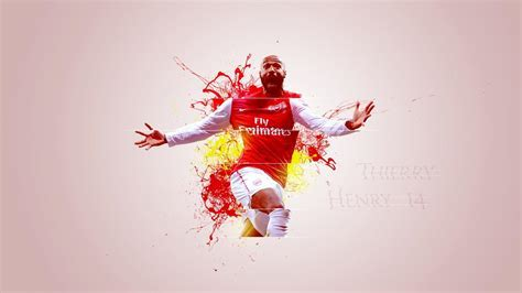Arsenal fc thierry henry wallpaper   (129106)