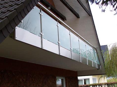 Balkon Mit Glas by Balkon Edelstahl Glas 01 Balkone Leistungen