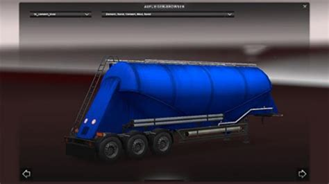 blue trailer blue trailer pack v 1 1 ets2planet