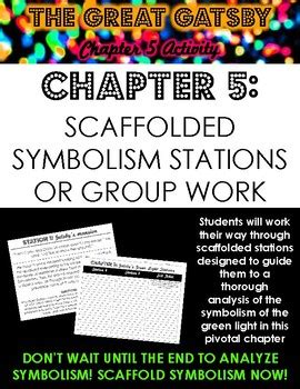 symbolism great gatsby chapter 5 the great gatsby chapter 5 symbolism stations or group