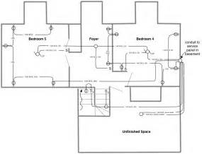 Home Design Diagram House Floor Plan Electrical Wiring Diagram Get Free