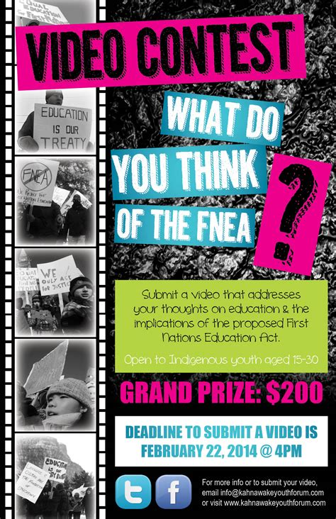 Video Sweepstakes - video contest