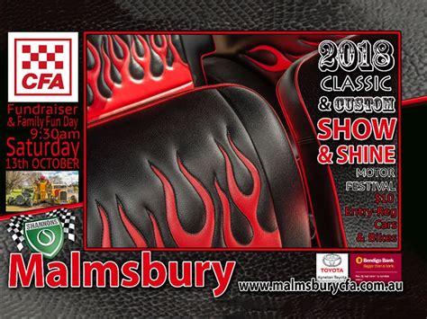 malmsbury show  shine shannons club