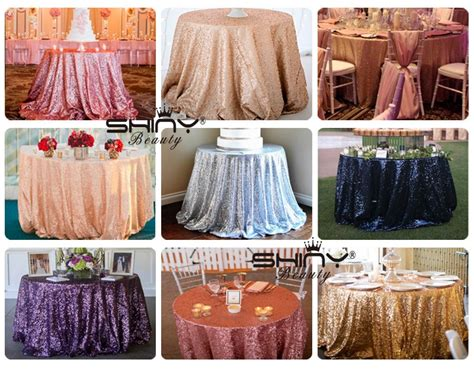 eggplant colored table linens best choice 108inch sequin table cloth sparkly
