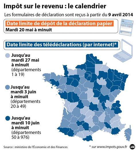 Declaration Is Calendrier Imp 244 T Sur Le Revenu 224 Lire De Toute Urgence Le Point