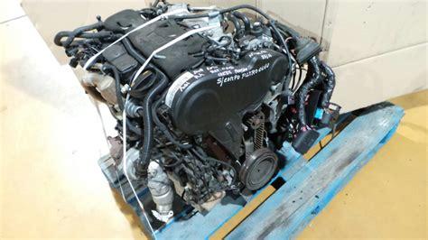 Motoren Audi A4 by Motor Completo Audi A4 8k2 B8 2 0 Tdi 2377