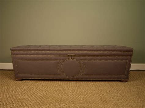 Large Upholstered Ottoman Coffee Table A 19th C Large Upholstered Ottoman Coffee Table Antiques Atlas