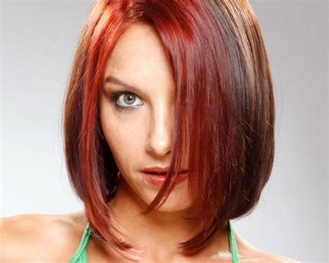 a frame hairstyles pictures front and back long angled haircut medium hair styles ideas 45412