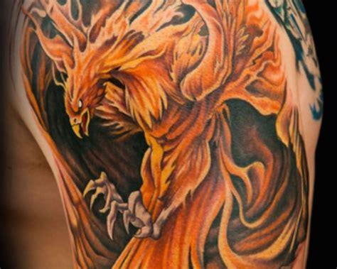 phoenix tattoo ink master tatuajes de ave f 233 nix tendenzias com tatuajes