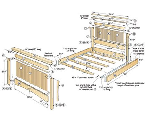 king size bed woodworking plans woodwork bed woodworking plans pdf plans