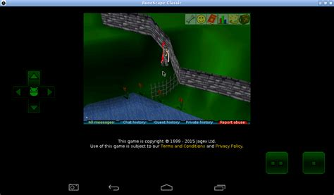 runescape android guide oldschool runescape running on android no root required 2007scape