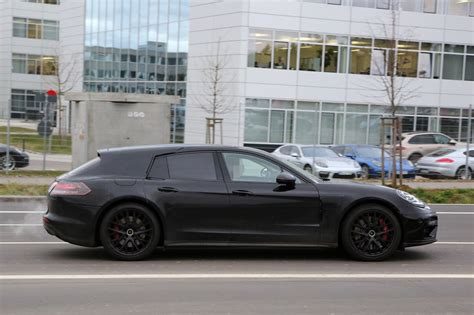 porsche panamera wagon porsche panamera shooting brake coming in 2017 forcegt com