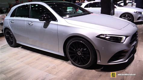 Mercedes A200 Amg Line 2019 by 2019 Mercedes A200 Amg Line Exterior And Interior
