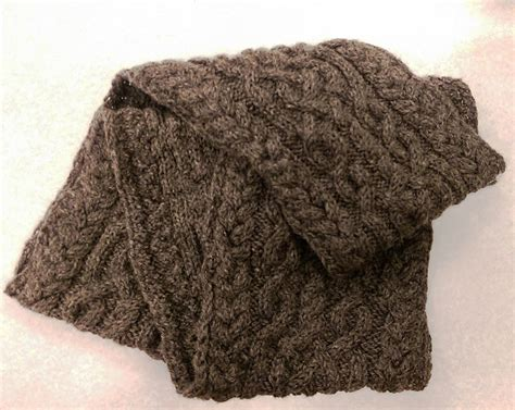 free knitted cowl patterns cables cecils cabled cowl free knitting pattern knitting bee