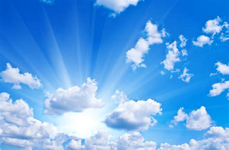 blue sky background positive outcomes of divorce and after it