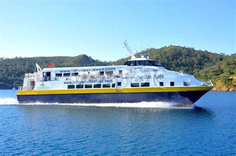 ferry boat cground fethiye to rhodes ferry day trip hisaronu and oludeniz