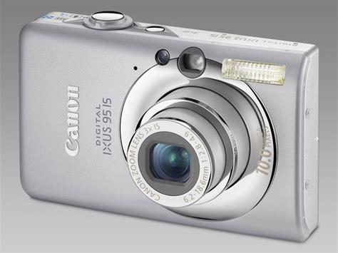 Kamera Canon X2 canon ixus 95 is schn 228 ppchen und test audio foto bild