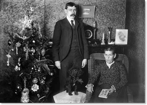 christmas decorations in the 1800s the pennsylvania tree local history articles county historical association