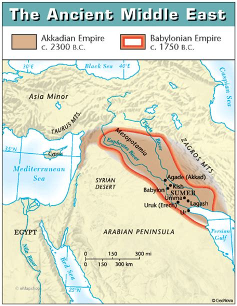 middle east map ancient ancient middle east 6m 2013