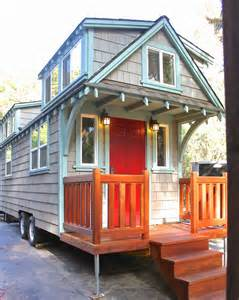 tiny house town craftsman bungalow from molecule tiny homes