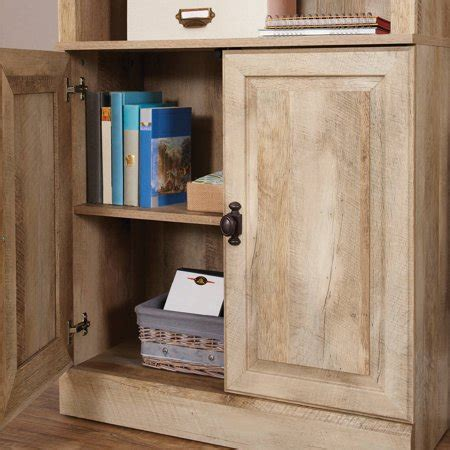 better homes and gardens crossmill bookcase better homes and gardens crossmill bookcase with doors