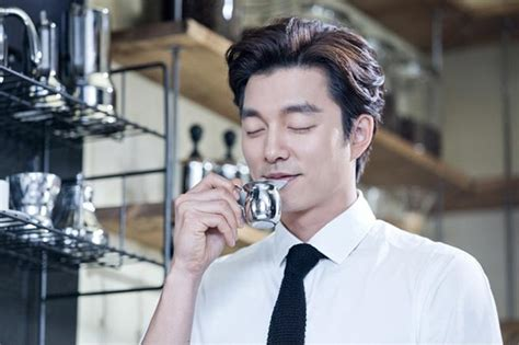 gong yoo latest news 2015 gong yoo is back to his coffee prince roots in new kanu
