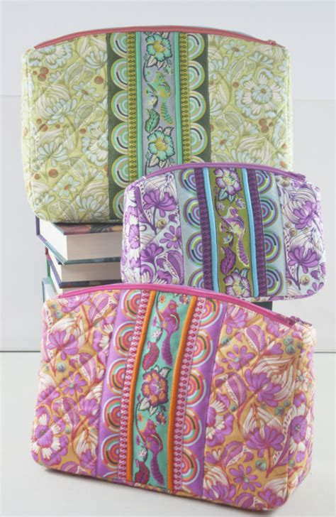 pattern making zipper sew sweetness filigree double zip pouches