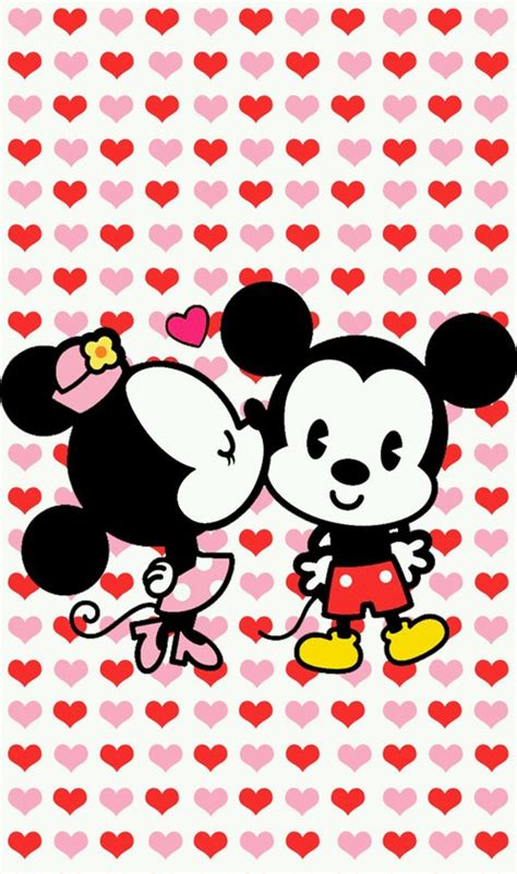 wallpaper tumblr minnie mouse minnie mickey mouse uploaded by ლ on we heart it
