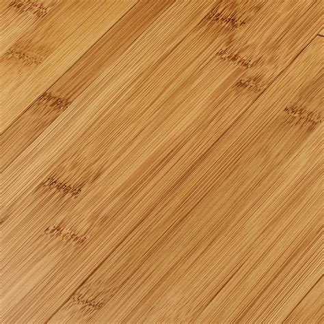 shop natural floors by usfloors 5 in w bamboo locking hardwood flooring at lowes com